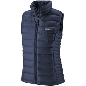 Patagonia Down Sweater bodywarmer Dames, classic navy